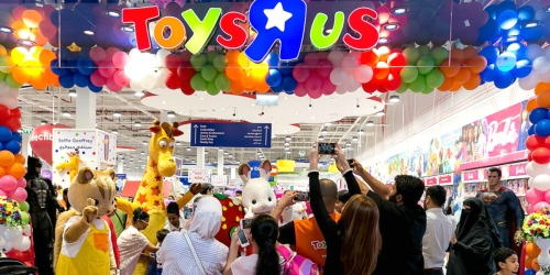 Are You Getting One of the New Toys R US Stores Opening Before Christmas 2019?