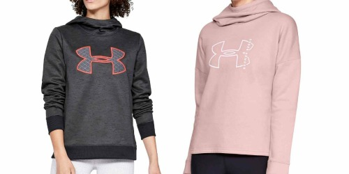 Academy Sports + Outdoors: Under Armour Women's Hoodies Only $9.99 (Regularly $55) + More
