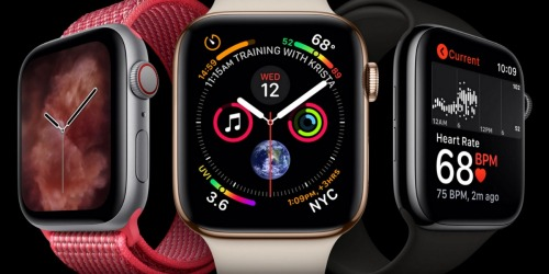 Apple Series 4 GPS Watches as Low as $299 Shipped (Regularly $349+)