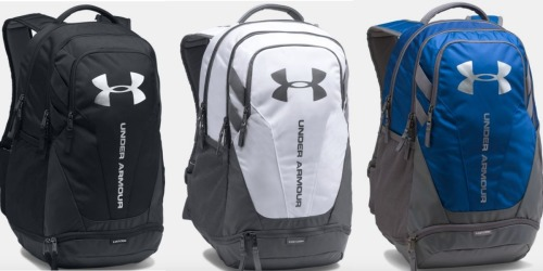 Over 50% Off Under Armour Apparel + Free Shipping (Backpacks, Jackets, Shoes, Hats & More)