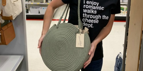 These 6 Universal Thread Bags at Target are Perfect for Summer (And They're 20% Off!)