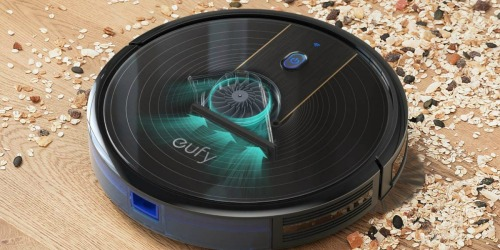 eufy BoostIQ RoboVac + Smart Bathroom Scale Only $150.39 Shipped at Amazon (Regularly $260)