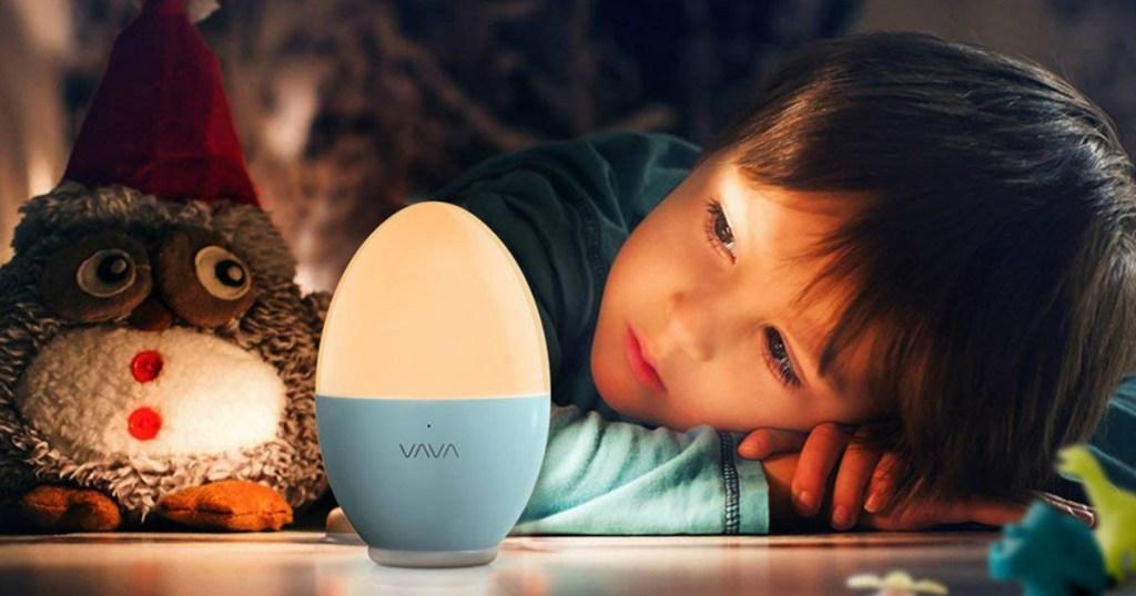 VAVA Kids Rechargeable Nightlight on Amazon