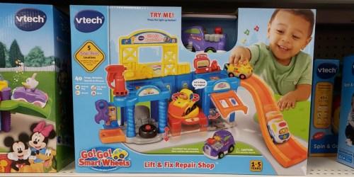 VTech Smart Wheels Repair Shop Only $10 at Target (Regularly $20) & More