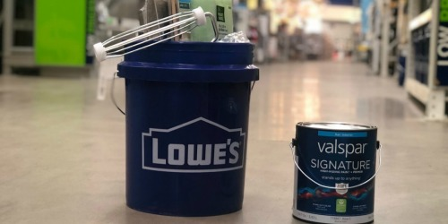 Up to $45 Rebate w/ Select Paint, Stain, & Floor Coatings Purchase at Lowe's