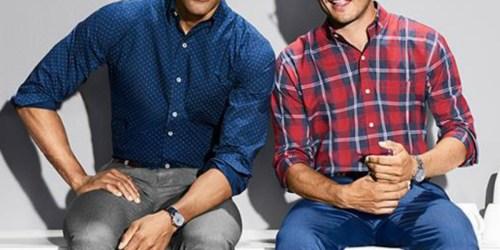 Van Heusen Men's Dress Shirt & Pants Just $18.69 for Both at Kohl's (Regularly $130)