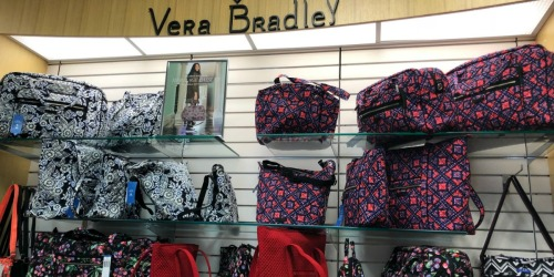 Up to 75% Off Vera Bradley Bags, Wallets & More + Free Shipping