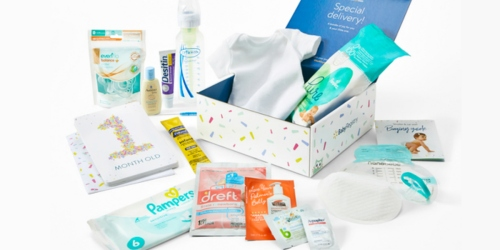 Expecting? Walmart Offers Free Welcome Box ($40 Value) with Baby Registry + More Perks
