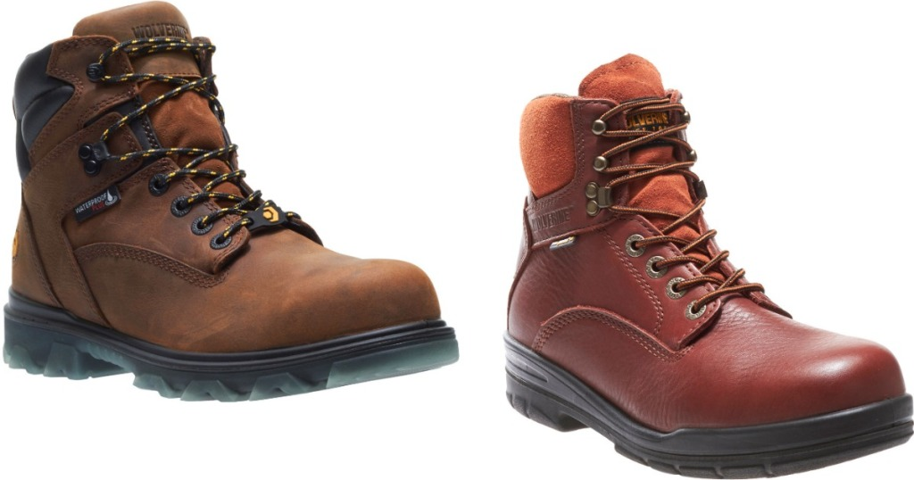 2e49c174bf2 Up to 65% Off Wolverine Men's Work Boots at JCPenney - Hip2Save