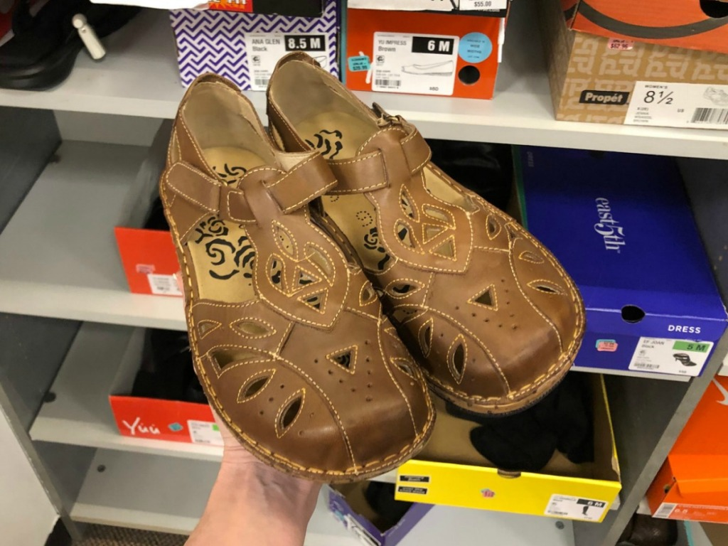 38e9df719114ed Up to 90% Off Women's Shoes at JCPenney (In-Store Only) - Hip2Save