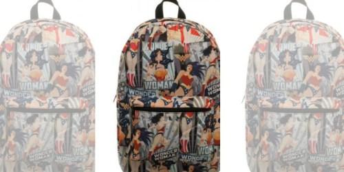 Character Backpacks Only $5 at GameStop (Wonder Woman, Star Wars & More)