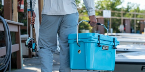 YETI Roadie 20 Cooler Only $149.89 Shipped (Regularly $200)