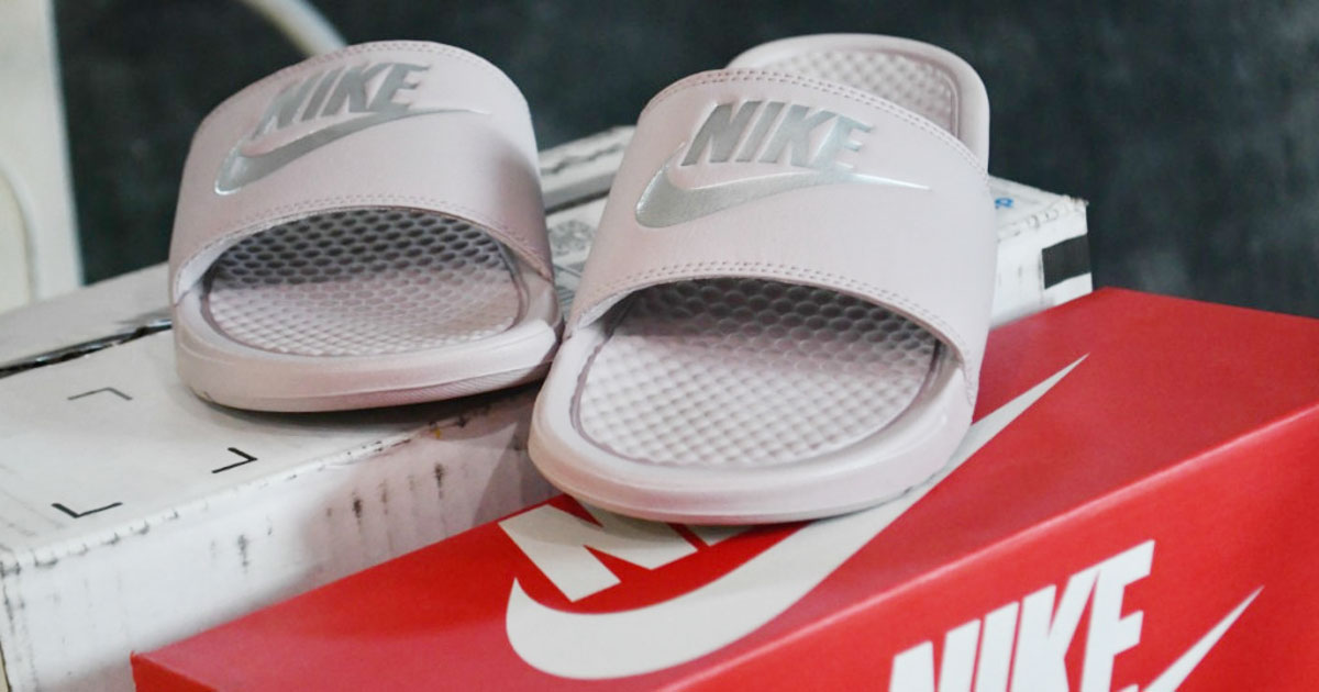 Our Favorite Nike Slides Are On Sale + Here's How to Score Free 1-Day Delivery