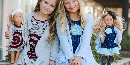 Matching Girl & Doll Outfits Only $12.99 at Zulily