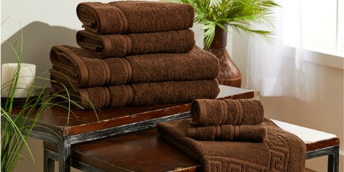 7-Piece Towel Sets Only $18.79 at Zulily (Regularly $60)