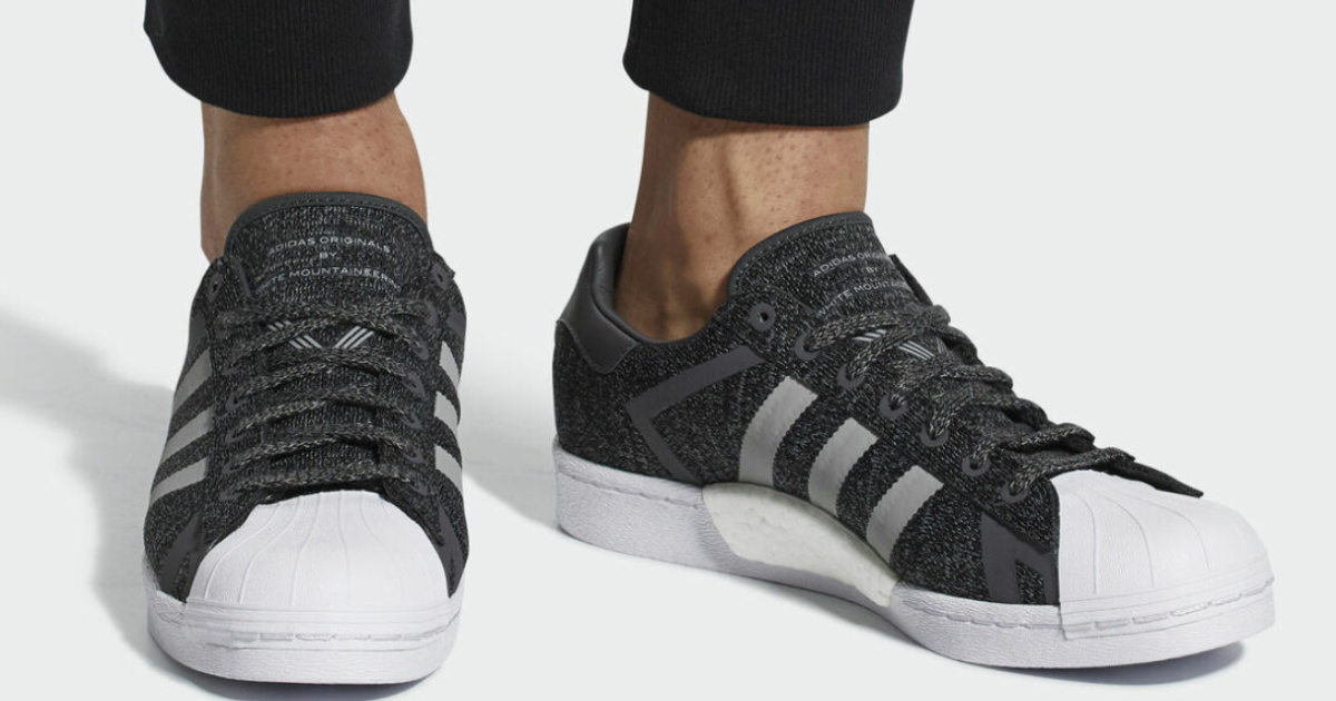 Adidas Men's Sneakers Only $37.50 Shipped (Regularly $150) + ...