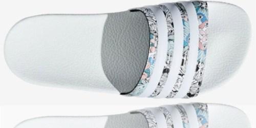 Adidas Girls Slides Just $12.99 Shipped (Regularly $40) + More