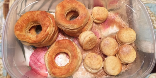 This Reader Made Our Air Fryer Donuts in Just 5 Minutes
