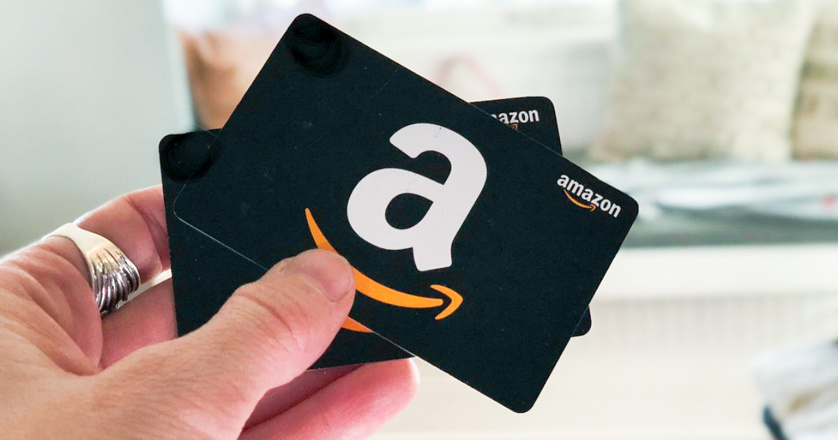 Want to Score a Free $10 Amazon Gift Card? Here's How…