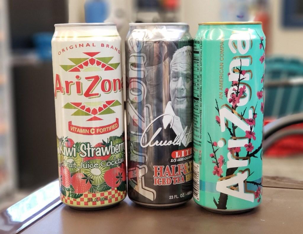 Arizona Tea at Rite Aid