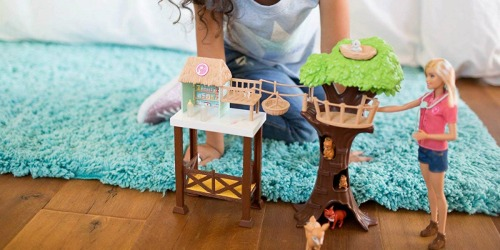 Up to 60% Off Toys & Games at Michaels (Barbie, Dino Construction + More)