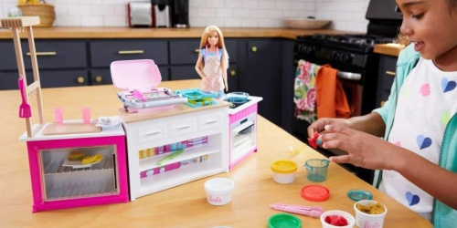 Barbie Ultimate Kitchen Playset Only $19 (Regularly $50)