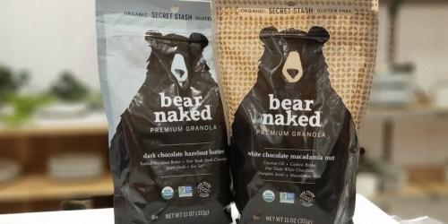 Kroger & Affiliate Shoppers: $3/1 Bear Naked Premium Granola Digital Coupon
