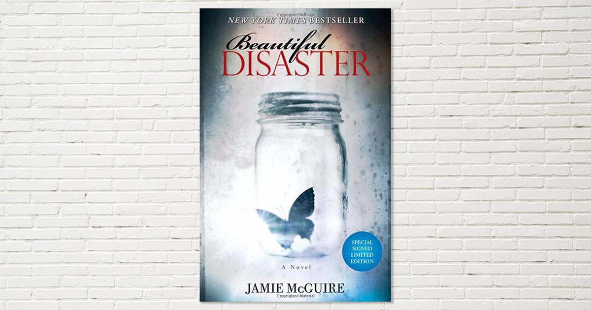 beautiful disaster book by jamie mcguire