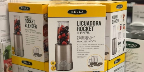 Bella Kitchen Appliances Only $9.99 After Macy's Mail-In Rebate (Regularly $39+)