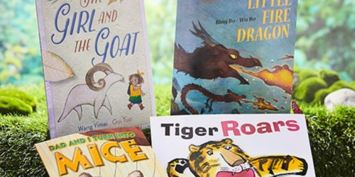 EIGHT Children's Books Only $9.99 on Zulily (Just $1.24 Each)