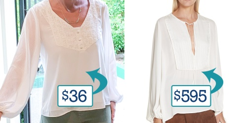 Your Closet Called and It Wants this Designer Knockoff Boho Top (for $559 Less!)