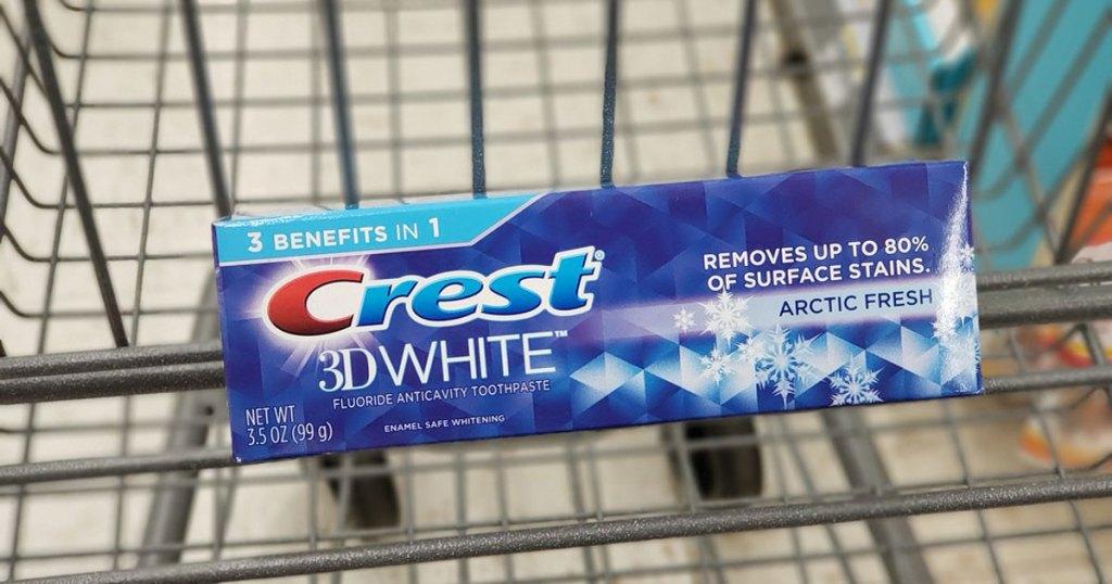 Crest 3D White in cart