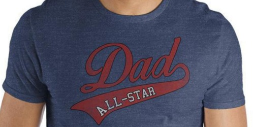 Men's Graphic T-Shirts as Low as $3 Each at JCPenney (Perfect for Father's Day)
