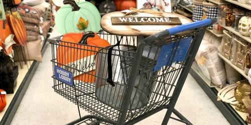 15 Tips for Shopping and Saving BIG at Hobby Lobby