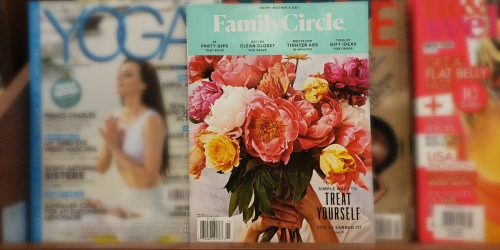 FREE 2-Year Family Circle Magazine Subscription