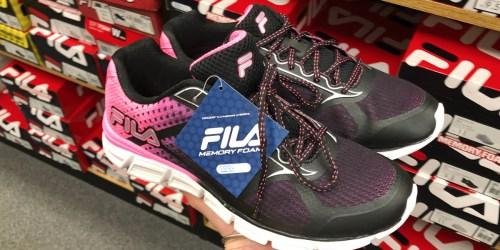FILA Men's & Women's Running Shoes as Low as $16.97 (Regularly $60)