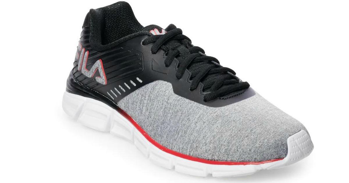 8e3e718b FILA Men's & Women's Memory Foam Running Shoes Only $15.97 at Kohl's ...