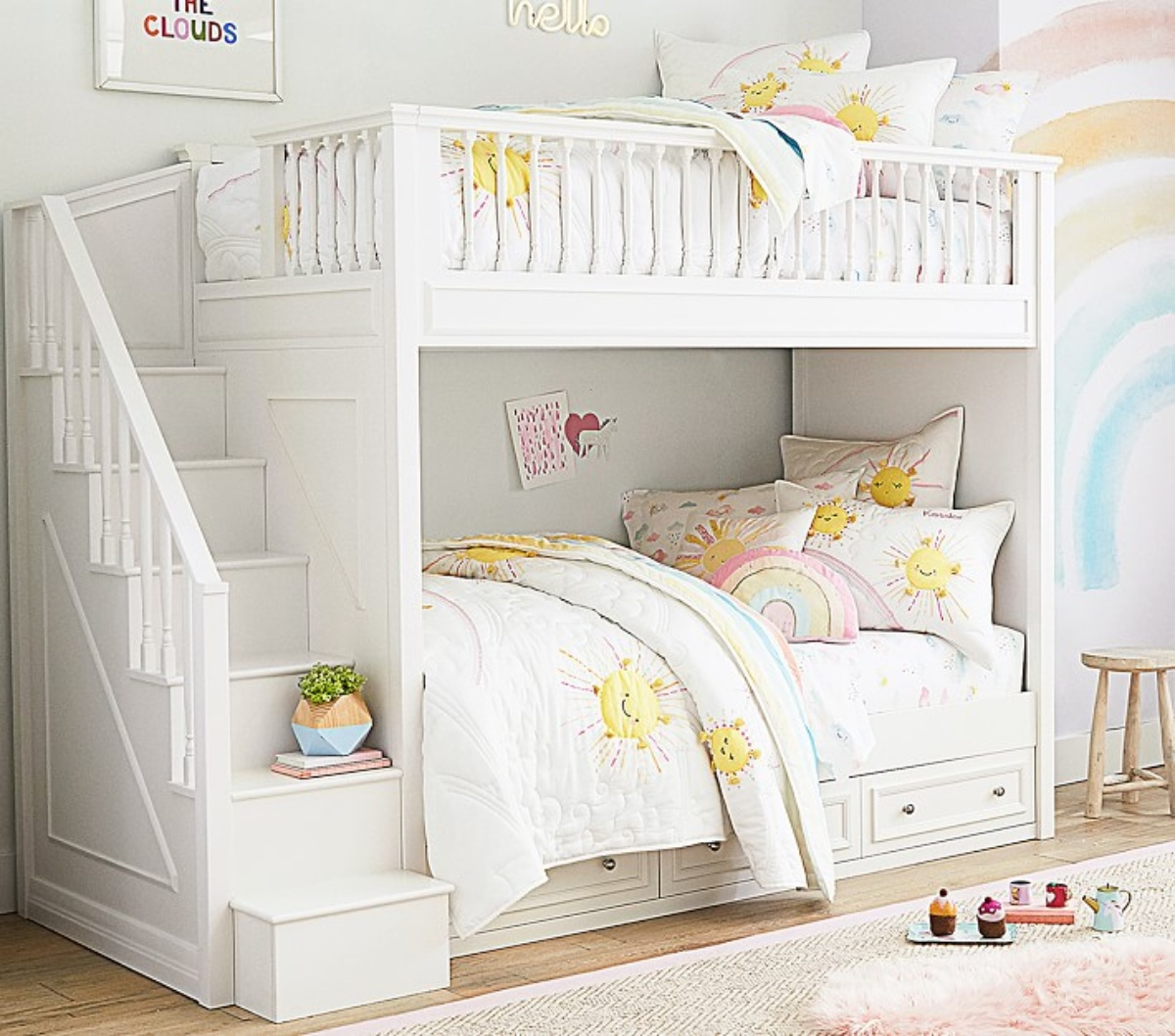 Picture of: 10 Awesome Bunk Beds That Make Us Want To Be Kids Again Hip2save