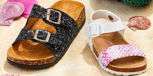 FREE Shipping on ALL Zulily Orders Today Only = Women & Kids Footbed Sandals Only $9.99 Shipped