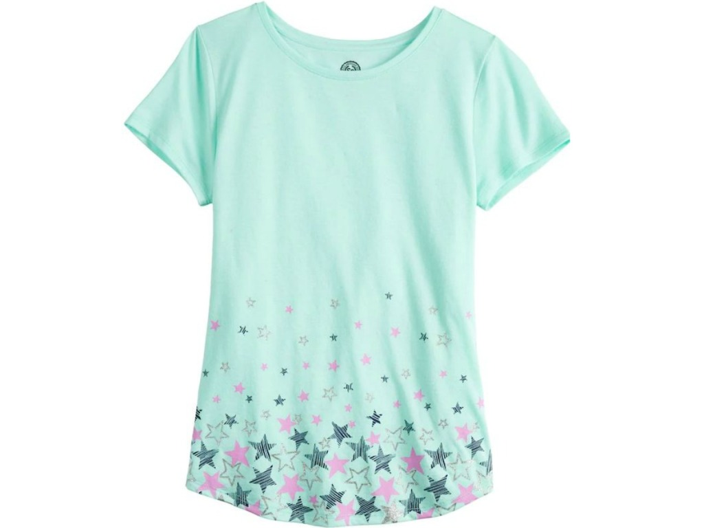 ca8f58c7f8 SO Girls Tees as Low as  4.10 Shipped for Kohl s Cardholders ...