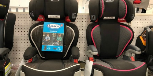 Participate in Target Car Seat Trade-In Event & Score 20% Off Coupon