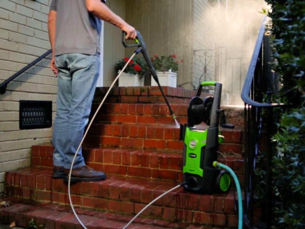 Over 35% Off Greenworks Pressure Washers, Accessories