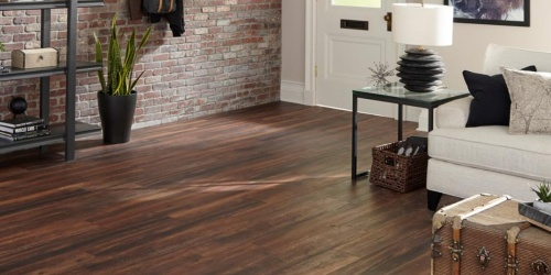 Up to 35% Off Bamboo & Laminate Flooring + Free Shipping