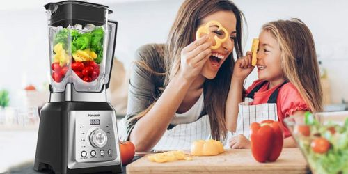 Amazon: Blender Smoothie Maker Only $71.99 Shipped