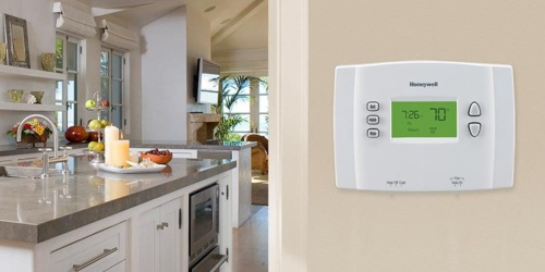 Honeywell Programmable Thermostat Only $10 at HomeDepot.com (Regularly $50)