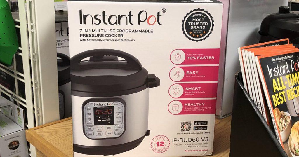 Instant Pot Duo 6-qt