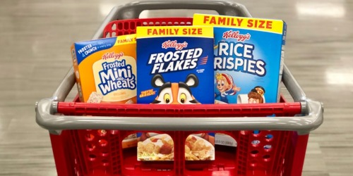 Add 500 Bonus Kellogg's Family Rewards Points