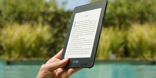Kindle Paperwhite eReader Only $89.99 Shipped | Amazon Prime Members