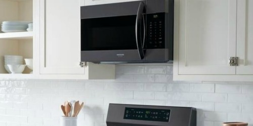 Lowe's: Frigidaire Gallery Over-the-Range Microwave Only $129 Shipped (Regularly $419)