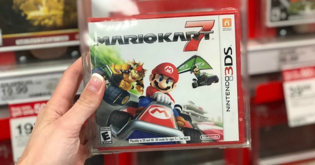Buy One Nintendo 3ds Game Get One 50 Off Free Shipping Hip2save